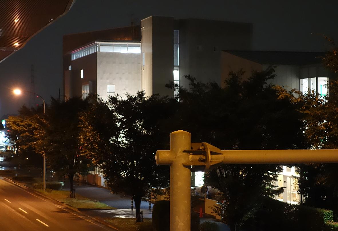 10月末 jsトレーニングセンター完成 お知らせ 近田玲子デザイン事務所